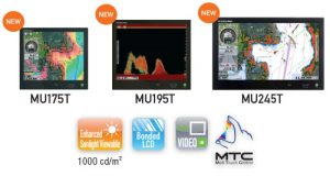 Furuno offers new multi-touch monitors
