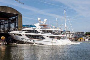 Benetti launches its longest GRP hull