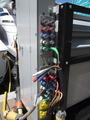 Engineer's Angle: Shore power connection can be stressful, but new adapters help