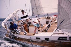 Designer, builder, broker, sailor David Walters remembered