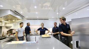 Crew Eye from Motoryacht Pipe Dreams