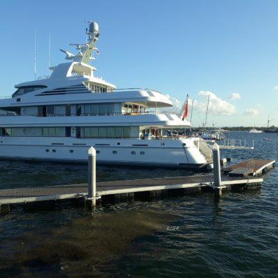 Bali's Big Boat Quay moves to Royal Bali Yacht Club