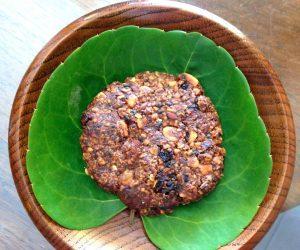 Chocolate recipe to remember Lewis Burke