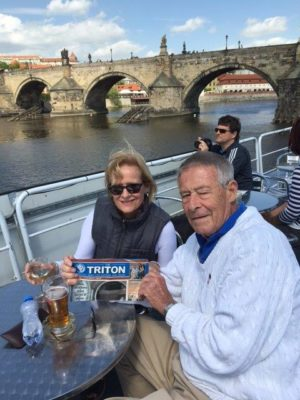 Triton Spotter in Prague