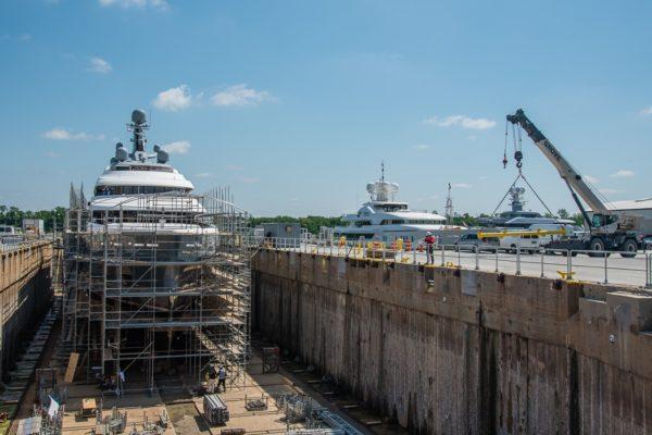Georgia may pull tax cap on yacht refits