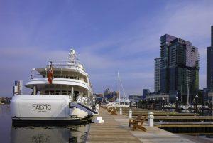 Baltimore's Harbor East completes $9 million renovation