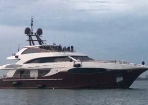 USCG stops illegal charter in Miami