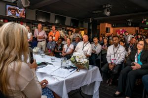 ACREW hosts seminars for crew at Monaco show