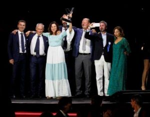 Azimut-Benetti receives five awards at Cannes