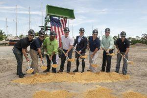 Hinckley builds facility in Stuart