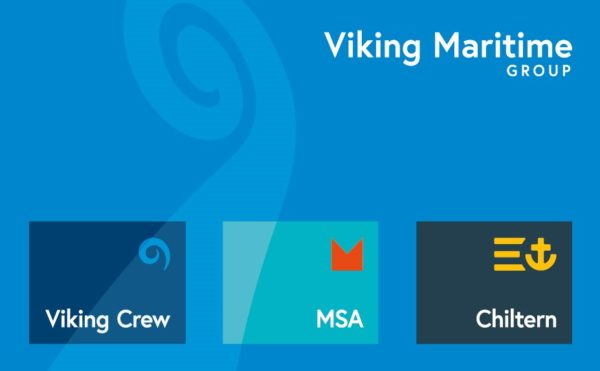 Viking Maritime unveils new logo