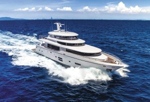 New Johnson 93 yacht for sale