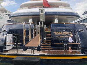 Monaco Yacht Show wraps up