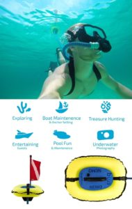 BLU3 launches 'world's smallest' dive system