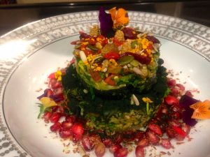 Top Shelf: So Fran macrobiotic salad