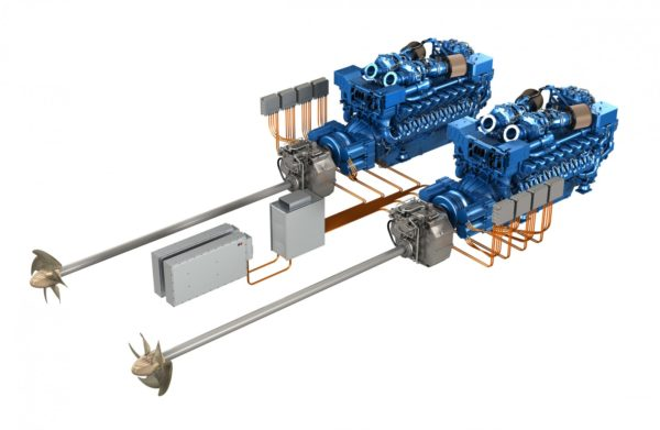 Rolls-Royce to release MTU hybrid propulsion systems by 2020
