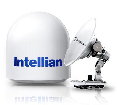 Intellian makes 'future-proof' VSAT antenna