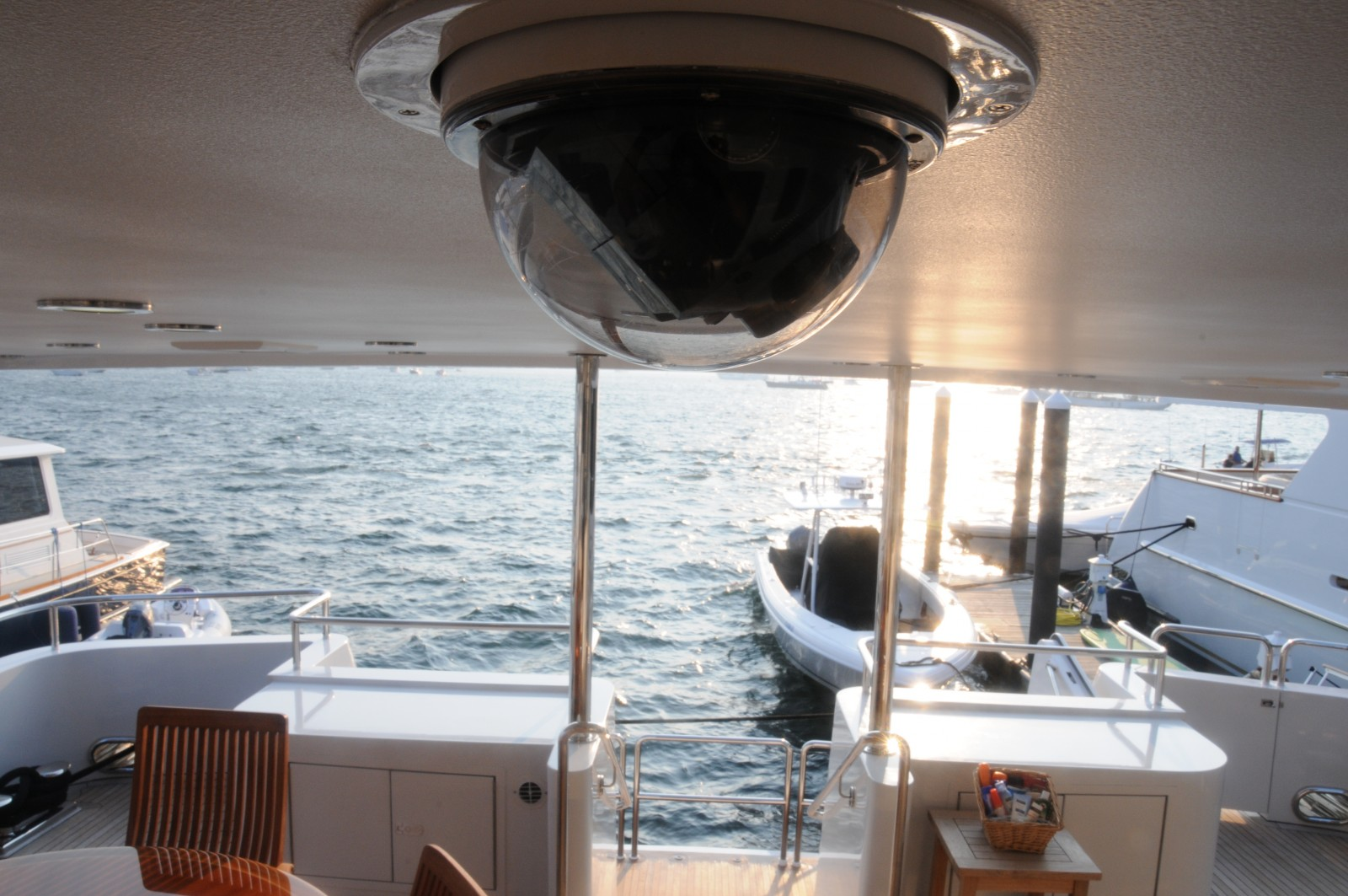 Secure at Sea: Yachts tempt thieves, especially in South