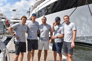 FLIBS18: Crew prepare for opening day