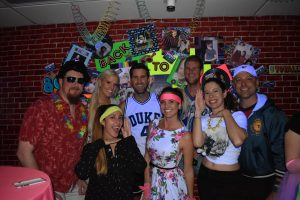 FLIBS18: MHG Insurance rocks the 1980s with annual FLIBS party