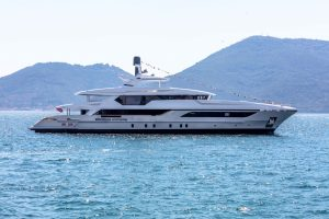 Baglietto sells second hull in 48m T-Line