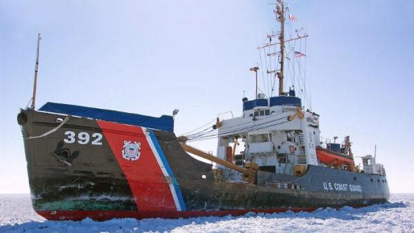 Former USCG buoy tender for sale