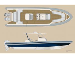 Ocean 1 adds Rebel 330 to tenders line