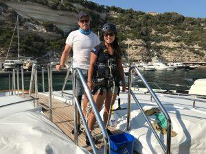 Crew Eye: Safety training on MY Ocean Club