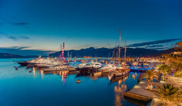 Porto Montenegro offers virtual marina reception
