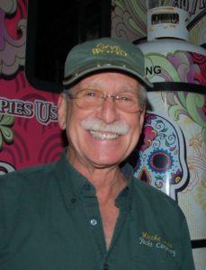 Marine carpenter dies