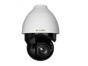 New outdoor dome camera bubble-less
