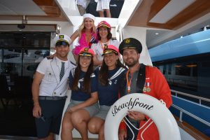 FLIBS18: Crew shine on opening day