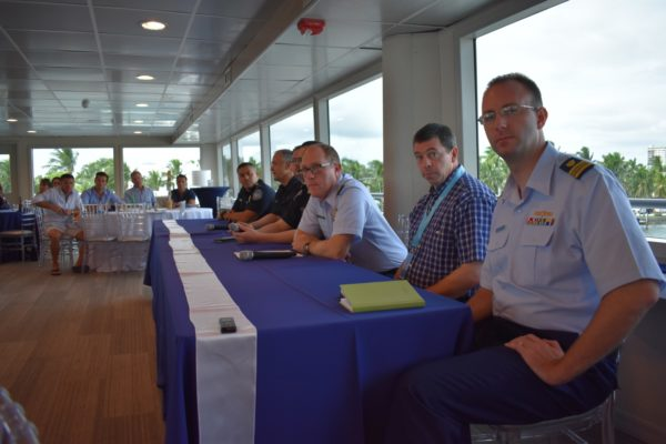 FLIBS18: USCG, CBP works with yachting