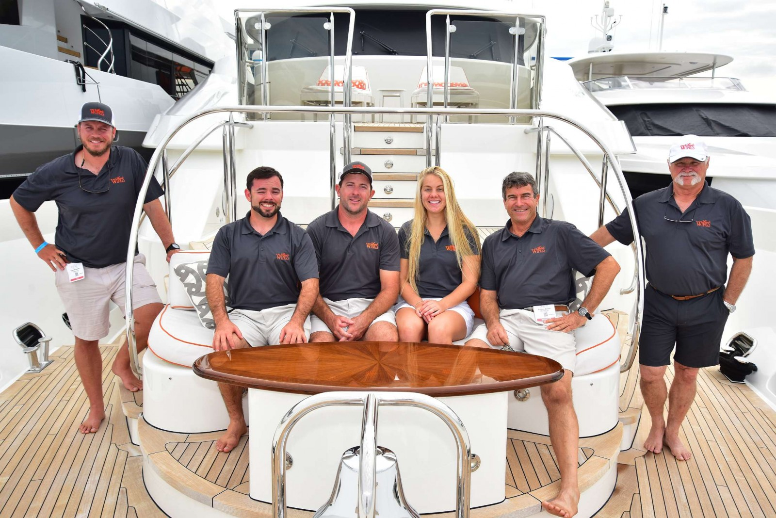 FLIBS18: Scene on the docks