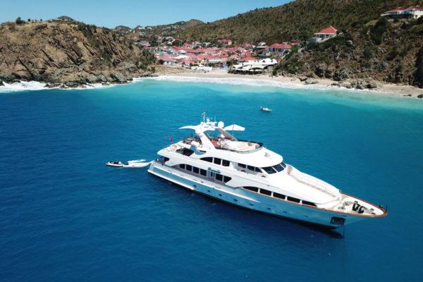 News in the charter fleet: St. David joins Morley