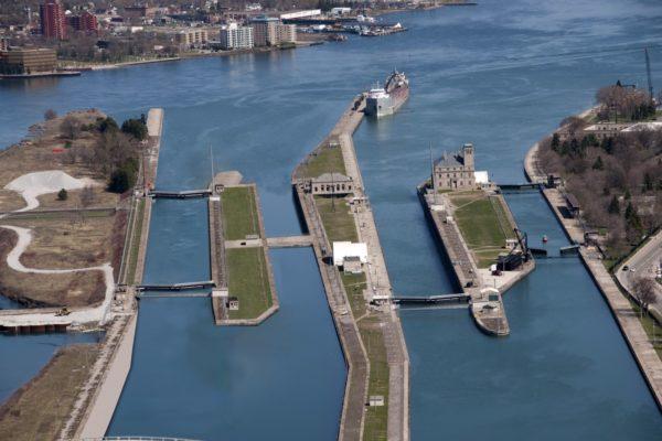 Great Lakes lock upgrade to begin