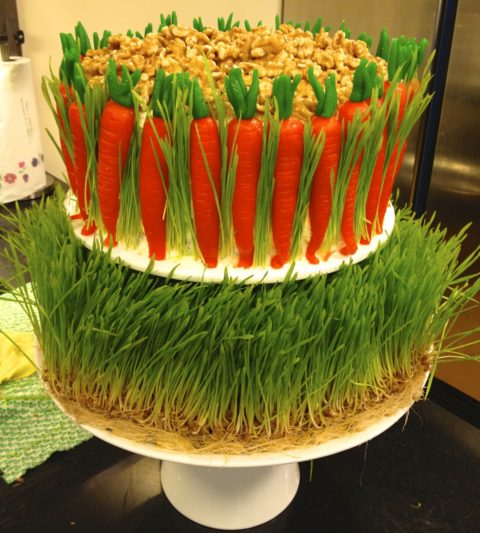 Top Shelf: In charter season, a helper worth her weight in cake