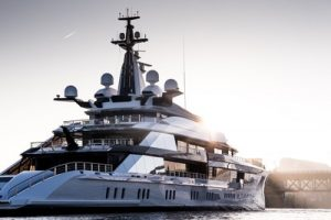 Oceanco's Project Bravo delivered