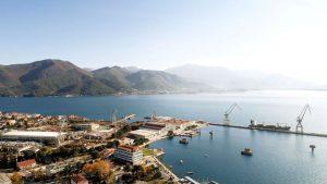 Plans underway to redevelop Bijela shipyard in Montenegro