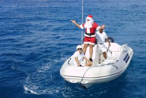 A Visit From Saint Nicholas (The Yacht Edition)