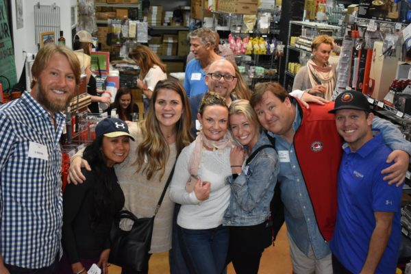200 join Triton Networking at Culinary Convenience last night