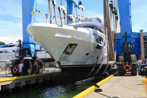 Benetti launches 116-footer