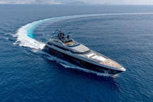 Latest news in the charter fleet: Spirit joins CNI