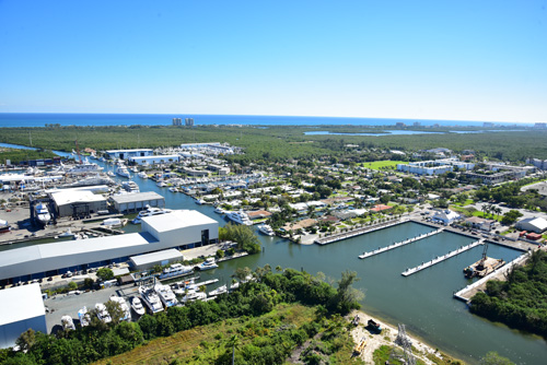 Seahaven Superyacht Marina to open February in Dania Beach
