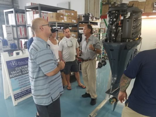 Use eyes, ears to manage outboard maintenance