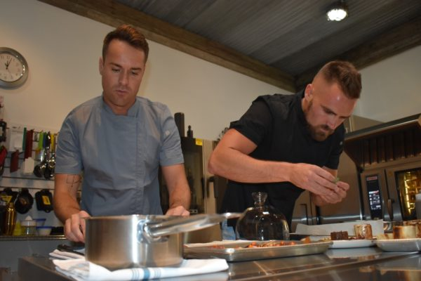 Creative chefs sear, sous vide, steam, shine to stand out in yacht industry