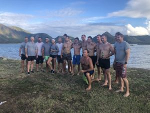Where in the World: St. Kitts crew seminars