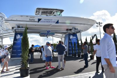 Miami20: Miami Yacht Show sets up for second year downtown