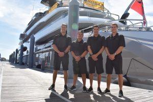 Miami19: Island Gardens welcomes Miami Yacht Show's Superyacht Miami
