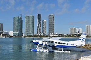 MIAMI19: It's a bird, it's a boat, it's a flight on a seaplane